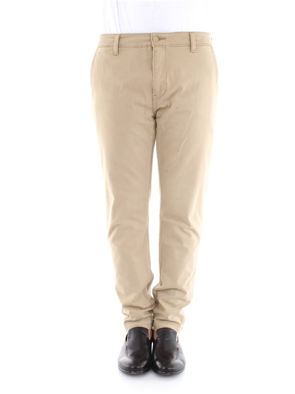 Levi's Clothing men Trousers Sand 17196-