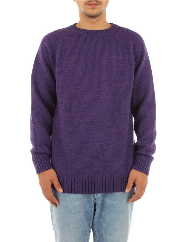 I'm Brian Clothing men Sweater Violet MA1537