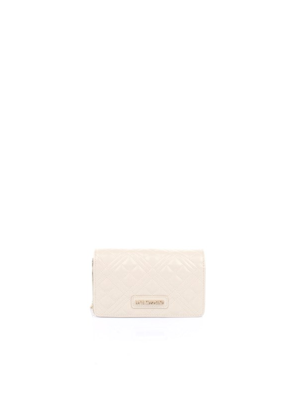 Love Moschino Accessori Accessories women Bag Ivory JC4093PP1ALI0