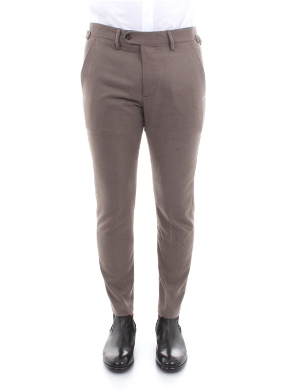 Differently Clothing men Trousers Sand DDP1083