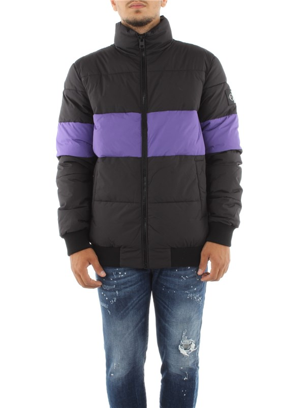 Calvin Klein Jeans Clothing men Jacket Violet J30J316624