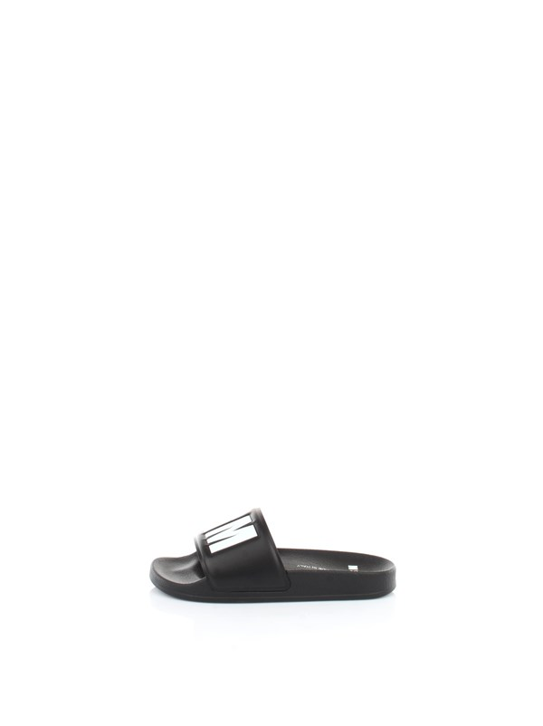 Msgm Shoes women Sandals Black 3041MDS15100 300