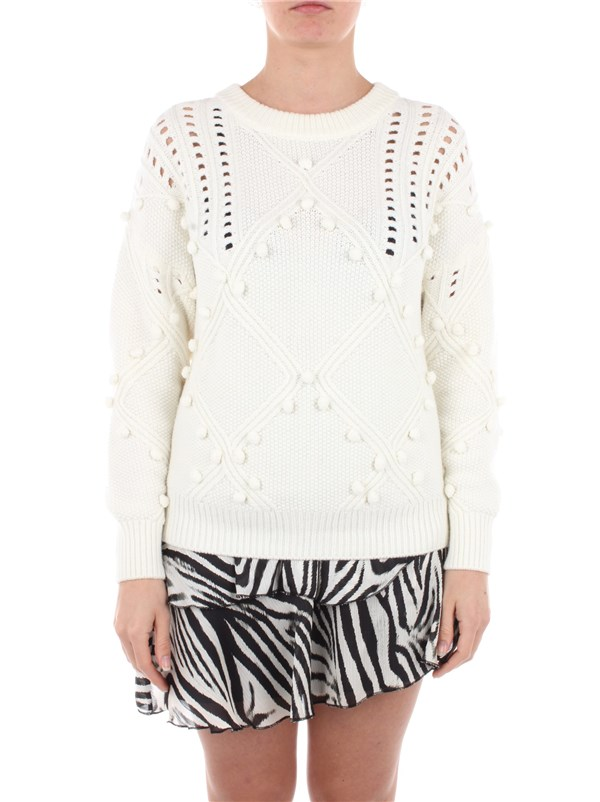 Vicolo Clothing women Sweater White 5007W