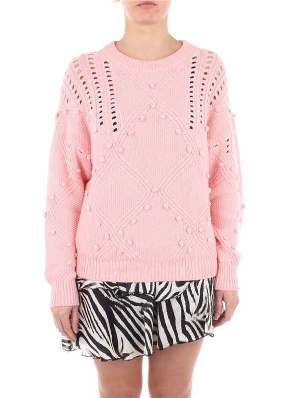 Vicolo Clothing women Sweater Rose 5007W