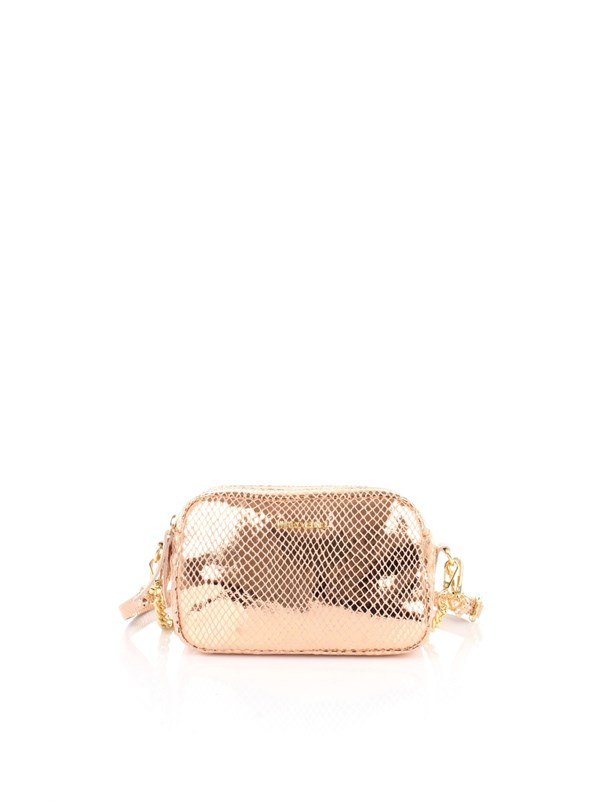 Marc Ellis New York Accessories women Bag Copper ALLYSON LIZARD SHINY