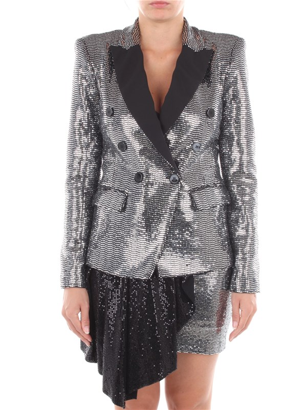 Aniye By Clothing women Jacket Silver 131324