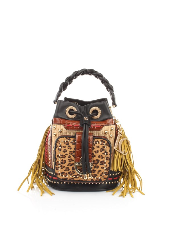 La Carrie Bag Accessories women Bag Combi brown 111M-EM-110-RCO