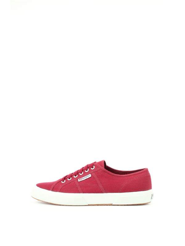Superga Shoes Unisex Sneakers Bordeaux S000010