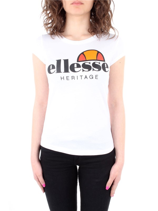 Ellesse Clothing women T-shirt White 892500