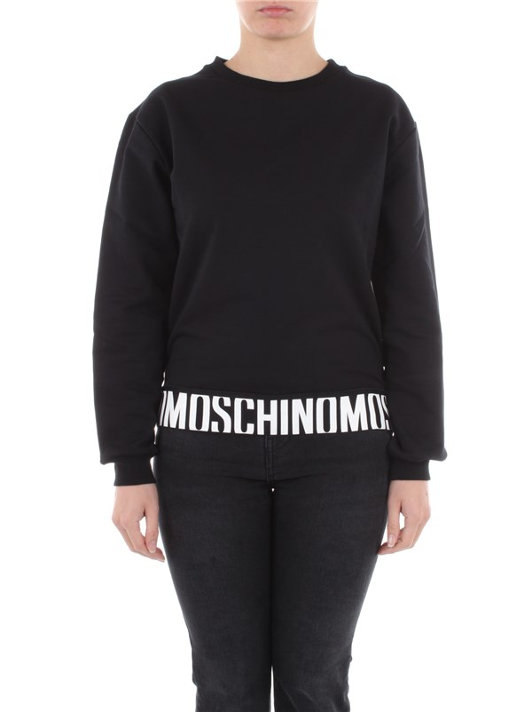 Moschino Underwear Clothing women Sweatshirt Black A 1739 9029