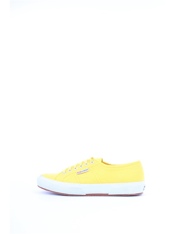 Superga Shoes Unisex Sneakers Yellow S000010