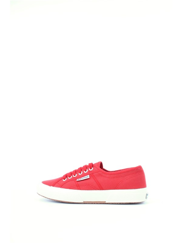 Superga Shoes Unisex Sneakers Red S000010