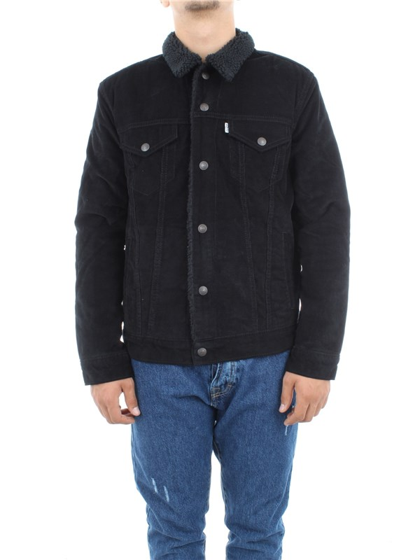 Levi's Clothing men Jacket Denim 16365-