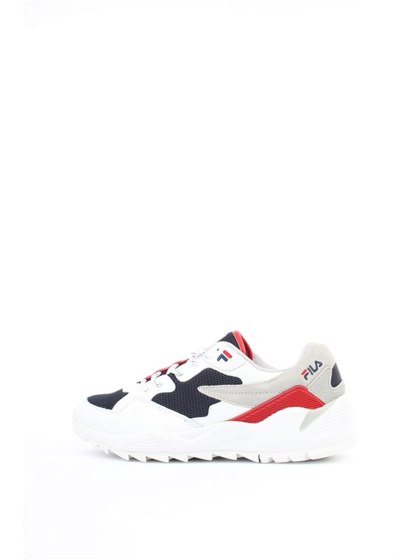 Fila Shoes men Sneakers White / Blue / Red 1010588