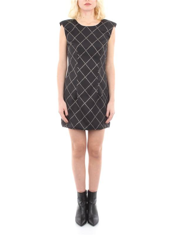 Vicolo Clothing women Dress Black TM1455