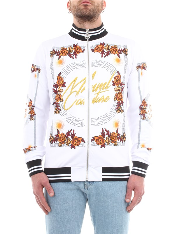 Mnml Clothing men Jacket White U.2203