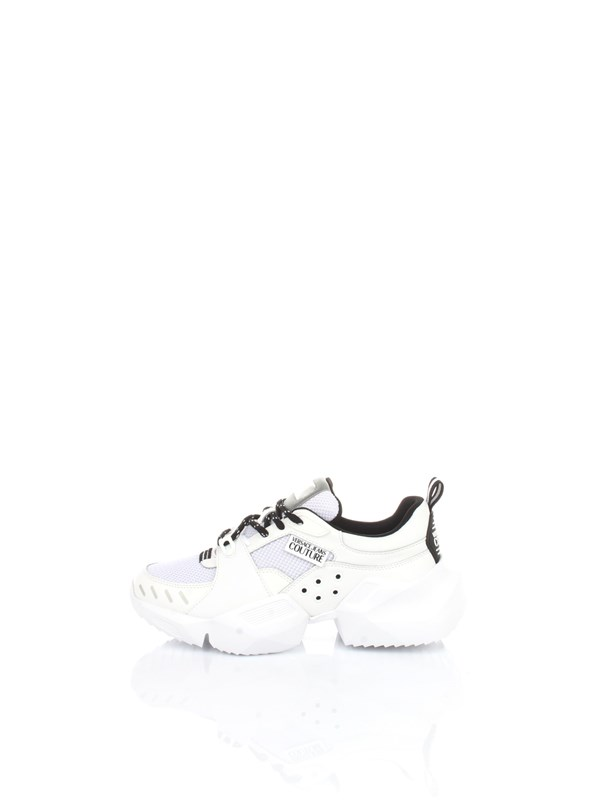 Versace Jeans Couture Shoes men Shoes Optical white E0 YWASU4 71945
