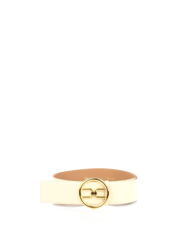 Elisabetta Franchi Accessories women Belt Butter CT11S11E2