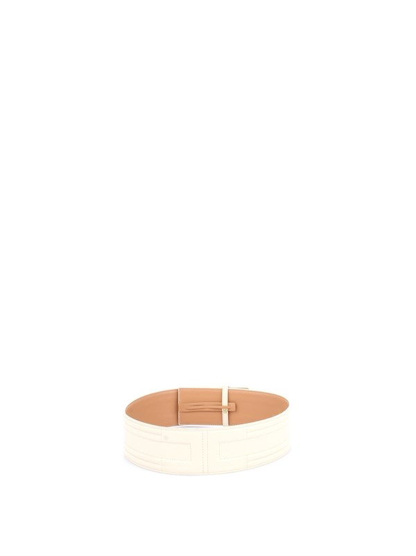 Elisabetta Franchi Accessories women Belt Butter CT38S06E2