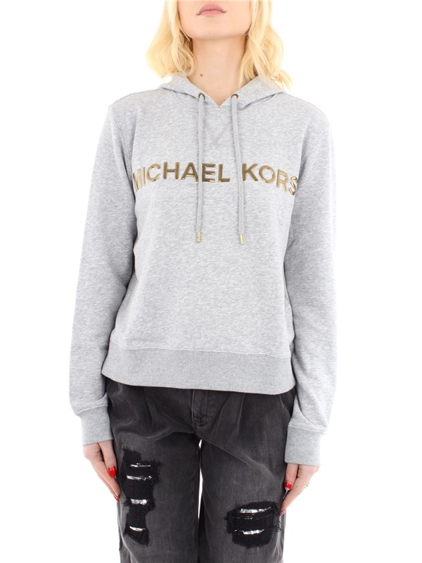 Michael Kors Clothing women Sweatshirt Grey MH95MD997