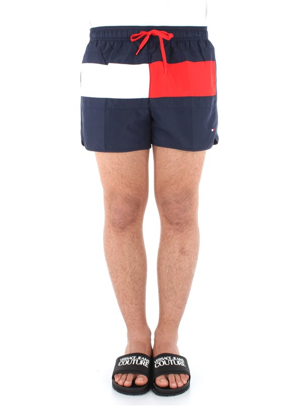 Tommy Hilfiger Underwear Beachwear men Fancy dress Blue UM0UM01703