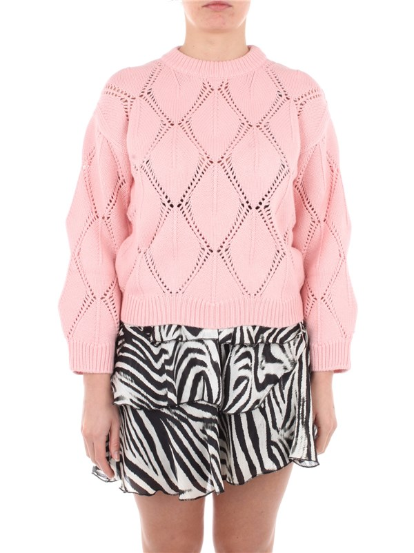 Vicolo Clothing women Sweater Rose 5011W